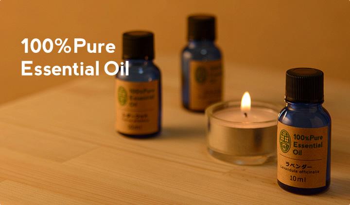 100%Pure Essential Oil